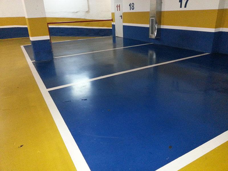 Limpiezas Sanaza Zaragoza - limpieza garajes