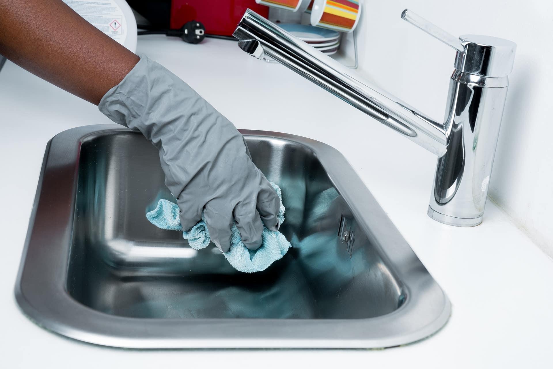 vinagre en la limpieza