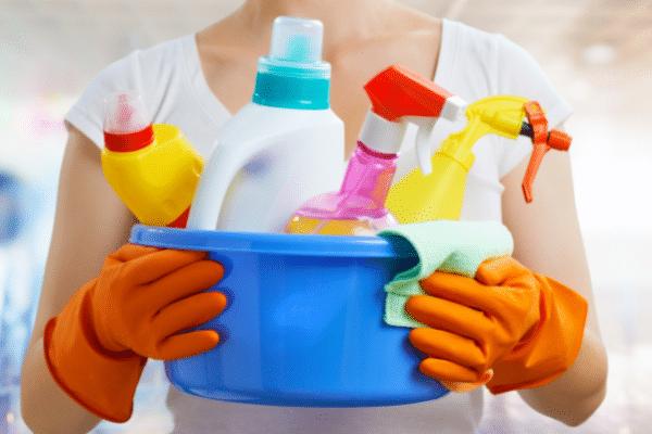 Evita estos 7 errores comunes al limpiar con lejía 2